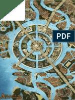 Atlantis City Map - Free
