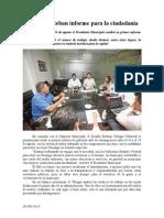 04.08.2014 Comunicado Prepara Esteban Informe Para La Ciudadanía