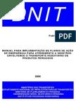 Manual_Implementacao_Planos_Acao_Emergencia Em Acidentes Rodoviarios - DNIT 2005