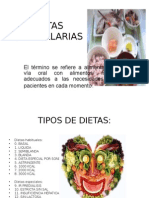 DIETAS HOSPITALARIAS