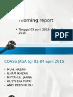 Coass Jaga Tgl 03 April 2015