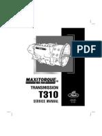 Mack Transmision t310 service manual
