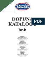 Vokel Dopuna Br 6