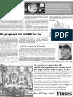 Fire Prevention Week 2015