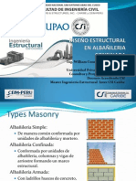 Masonry Course Part 01 Trujillo