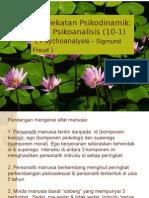 Cpe 3201 Unit 10.1-10.2 Teori Psikoanalisis & Pcc