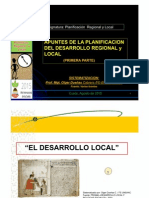 planificacion regional