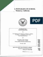 FEL Material Damage Studies