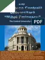 Biblioteca Centrala Universitara Iasi (Fundatia Ferdinand) (1)