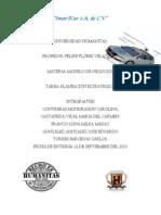 Proyecto SmartCar Modelo de Negocios