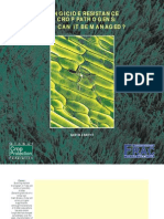 FRAC Monografia 1 - Fungicide Resistance - Management