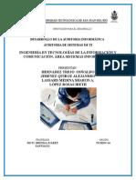 Desarrollo de La Auditoria Informatica