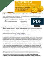 halloween run registration