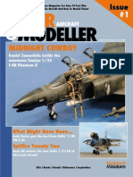 Cold War Aircraft Modeller No1