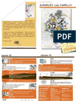 folleto jornadas