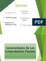 Generalidades de Los Comprobantes Fiscales (1) (1)