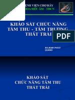 Khao sat chuc nang that trai BVCR 2014.ppt