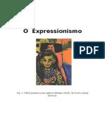 Trabalho Sobre o Expressionismo