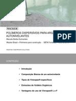 Wacker - Polímeros Dispersíveis Para Argamassas Autonivelantes