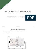 El Diodo Semiconductor Por Ccnm 20054