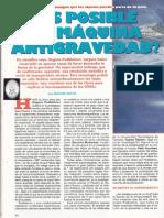 ¿Es Posible La Maquina Antigravedad R-006 Nº099 - Mas Alla de La Ciencia - Vicufo2