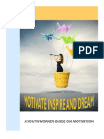 Motivate Inspire Dream Brochure