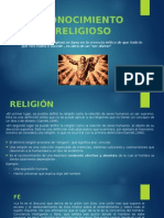 Conocimiento-religiosofinal