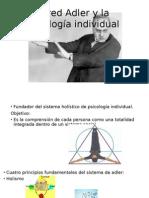 Alfred Adler y La Psicología Individual