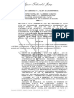 decisão STJ André Moura - Resp N. 1.374.267- SE