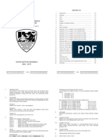PeraturanTentangTeknikBalapSepedaMotor