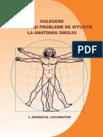 Culegere teste Anatomie USMF
