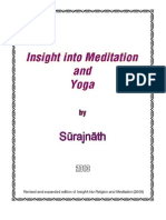 Insight Into Meditation & Yoga
