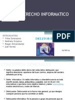 Derecho Informatico