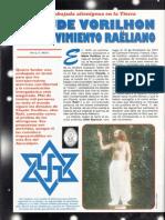 Claude Vorilhon y El Movimiento Raëliano R-006 Mon Nº020 - Mas Alla de La Ciencia - Vicufo2