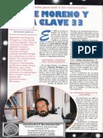 Clave 33 - Lice Moreno y La Clave 33 R-006 Mon Nº020 - Mas Alla de La Ciencia - Vicufo2