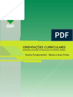 Matriz Curricular - Ensino Fundamental