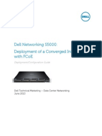 S5000 Deployment of a Converged Infrastructure With FCoE