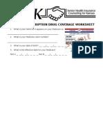 2016 Medicare Rx Drug Coverage Form