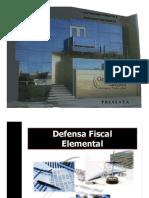 Defensa Fiscal Elemental 21 de Septiembre de 2015
