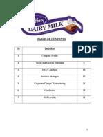 Cadbury India Limited
