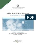 Rapporto Regione Lazio New