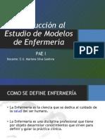 5 Introduccion Al Estudio de Modelos de Enfermeria