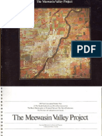 Moriyama (1980) - Meewasin Valley Master Plan