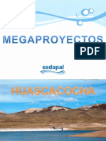 Megaproyectos Agosto 2012