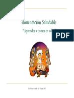 Alimentacion Saludable Micronutrientes y Macronutrientes