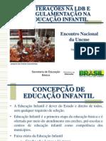 EI e a Atualização Da LDB_Rita Coelho