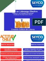 Hábitos en Liderazgo. Supervisores Seyco. 2011