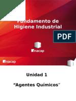 Unidad 1 -Fundamentos de Higiene Industrial