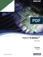 En Matrox C Series Guide