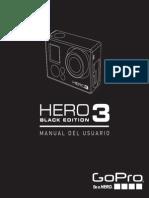 Go Pro Hero 3 Hd3 Um Black Spa Web